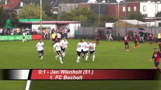 Saison 2013/2014 - 1. Spieltag: SC 26 Bocholt vs. 1. FC Bocholt