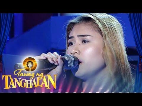 Tawag Ng Tanghalan: Deseree Palino | Pangarap Ko Ang Ibigin Ka