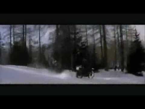 007 solo per i tuoi occhi inseguimento con gli sci
