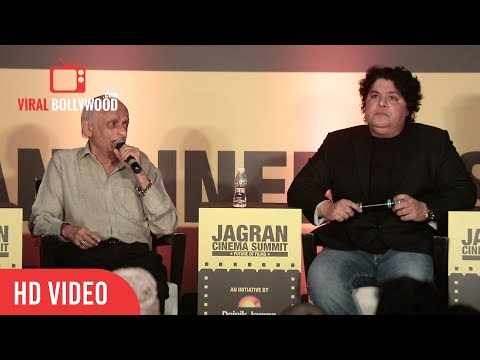 Mukesh Bhatt At Jagran Cinema Summit 2017   Press Conference