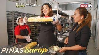 Pinas Sarap: Paboritong yema cake ng mga Pinoy, paano ginagawa?