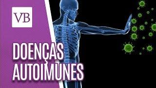 Auto-imunes causam doenças inchaço que