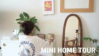 [vlog] 6년차 자취생, 4번째 집 _10평 원룸 …