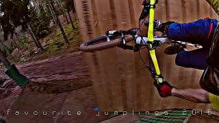 Repeat youtube video My favourite jump lines 2016 | TOP 5 / Trail-compilation
