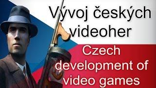Vývoj českých video her 1984 - 2016 / Czech development of video games