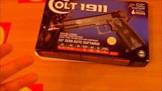 Colt 1911 Review/Test - Lilifolies - [AIRSOFT]