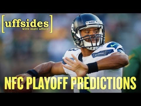 2013 NFC Playoff Predictions with Anita Marks
