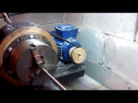 Саморобний токарний по металу Metal lathe DIY