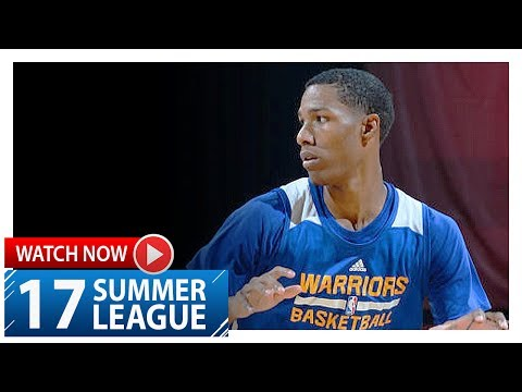 Patrick McCaw Full Highlights vs Timberwolves (2017.07.12) Summer League - 26 Pts, 5 Ast