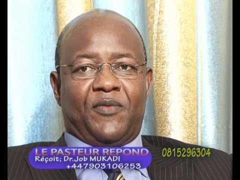 Download Dr. Job Mukadi - Le Pasteur Repond - 5 (2010)