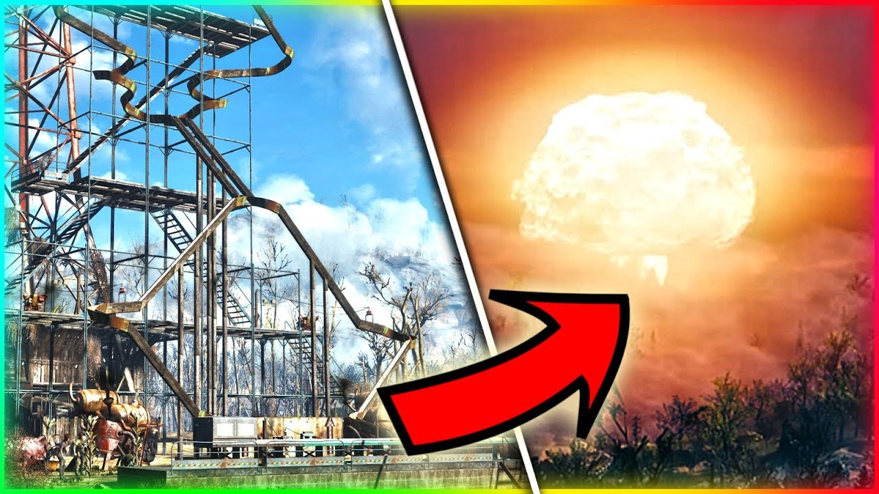 Fallout 76 NEW Update – BETA Release Date + Destroying Settlements in PVP