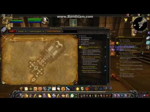 paladin class hall upgrades npc location wow legion youtube. Black Bedroom Furniture Sets. Home Design Ideas