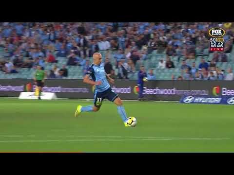 Sydney FC VS Wellington Phoenix Round 19 2017/18