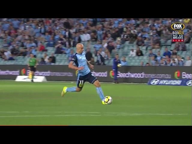 Sydney FC VS Wellington Phoenix Round 19 2017/18 #1
