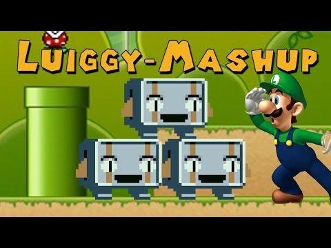 Luigi and the Island of Mystery Mashup feat. Bruugar