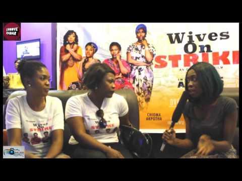 Exclusive interview with omoni oboli & Uche jumbo