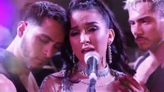 Adiós Amor - DANIELA DARCOURT | Video Lyric thumbnail