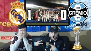 Download Video BARÇA FAN REACTS TO: REAL MADRID 1-0 WIN GREMIO - REACTION MP3 3GP MP4