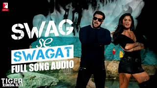 Gambar cover Audio  Swag Se Swagat   Tiger Zinda Hai   Vishal and Shekhar   Neha Bhasin