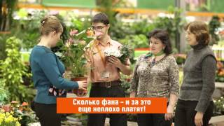 ЛКВ - ОБИ. Ролик о профессиях Продавец
