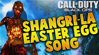 """Shangri-La Easter Egg Song"" Tutorial! ""PAREIDOLIA"" (Call of Duty Black Ops Zombies Easter Eggs)"