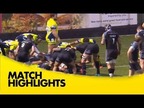 Newcastle Falcons v Sale Sharks - Aviva Premiership Rugby 2017-18