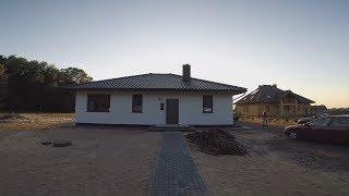 Ile kosztował gotowy dom? Wizyta #2 Szczepidło k.Konina. Ile kosztuje budowa małego domu 106m2 ?