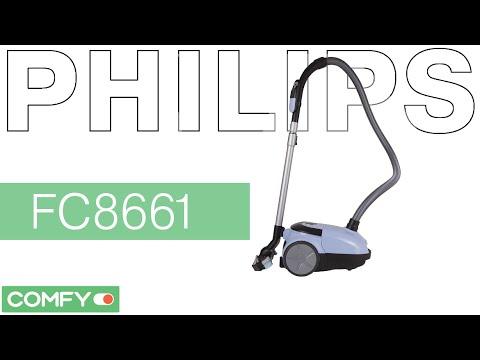 Пылесос с пылесборником Philips