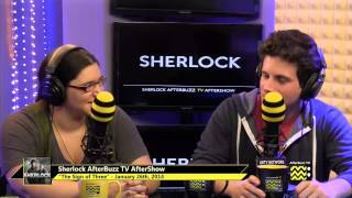 "Sherlock After Show Season 3 Episode 2 ""The Sign of Three"" 