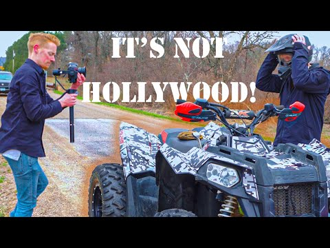 You Won't Believe How ATV Commercials Are Made