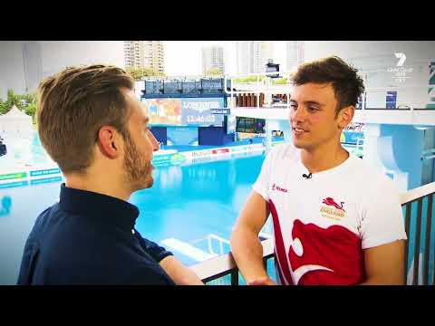 Tom Daley Interview