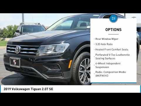 2019 Volkswagen Tiguan Boulder Colorado M161752