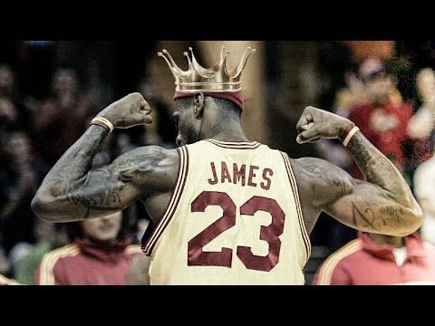 LeBron KING James Mix  All of the Lights 2018 NBA Finals Hype