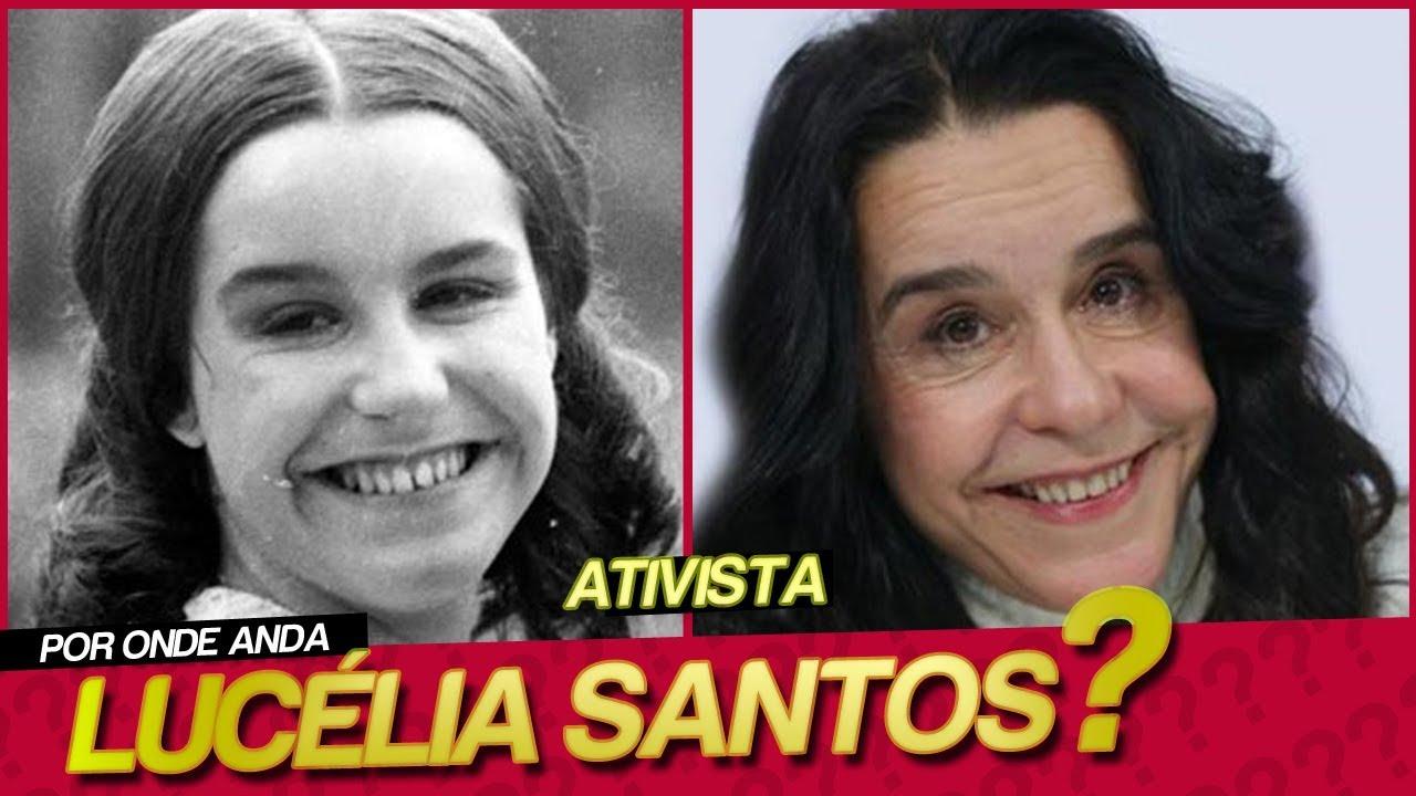 Por Onde Anda Lucélia Santos Youtube