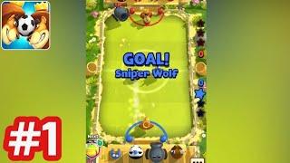 Rumble Stars - Gameplay Walkthrough - Part 1 Unlock Magnetman, Sniper Wolf, Froggy (iOS/Android)