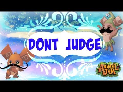 Animal Jam-Don't Judge Challenge