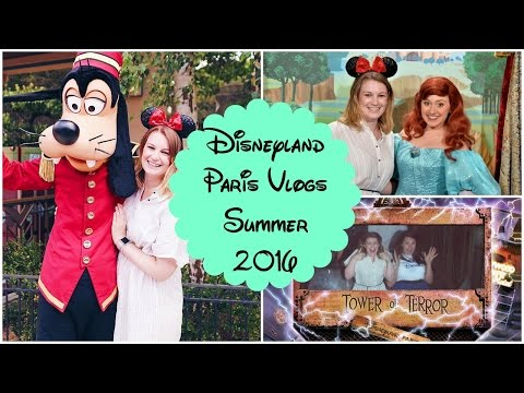 Disneyland Paris Summer 2016 Day Three Part Two | Mickey & The Magician