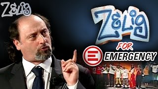 Antonio Cornacchione - Zelig for EMERGENCY