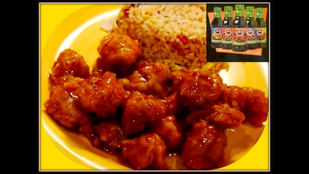 Chinese Orange Chicken Panda Express | www.pixshark.com ...