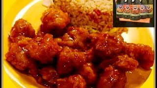 How to make Panda Express Orange Chicken at Home..Simple, Quick and Delicious