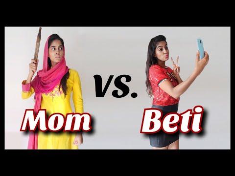 mom-vs-daughter-|-anisha-dixit-|-rickshawali