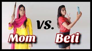 Mom Vs Daughter | Rickshawali MP3
