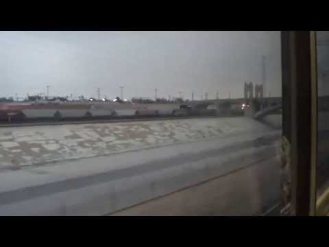 Amtrak #4 Southwest Chief LAUPT to Fullerton station 2015-10-16