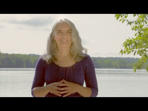 Maria Sirois at Kripalu: Change Is Possible