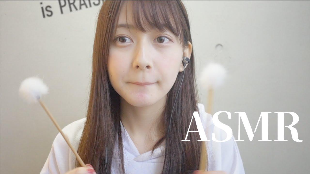 耳かき asmr