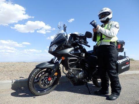Best Econo Adventure Motorcycle: VStrom 650