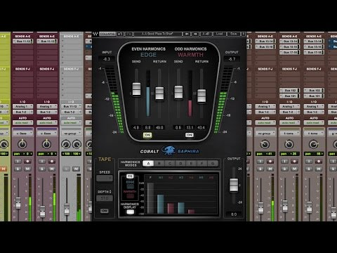 13 Essential Tips for Mixing with Tape Plugins | Waves