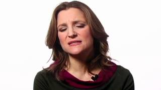 Big Think Interview with Chrystia Freeland