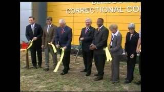 New Prison Opens in Bledsoe County