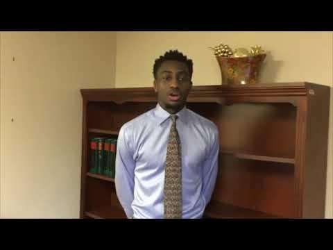2017-2018 Curtis Bush Jr  Memorial Scholarship -Cameron Evans